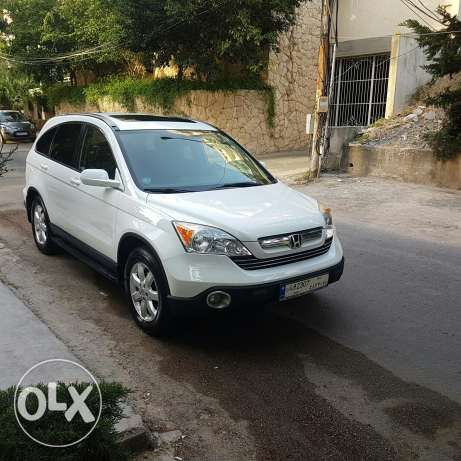 For sale super kher2a Honda CRV 2007