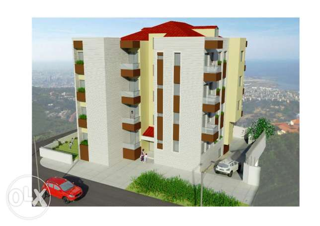 Brand NEW Spacious Apartment Ready for SALE Now شويفات -  1
