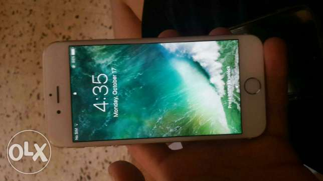 Iphone 6 64gb trade on s7 edge gold aw silver راس  بيروت -  1