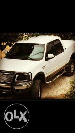 Ford f 150 FX4 four doors perfect condition
