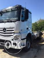 Actros MP4 full option camera , retarder bto , Ac , cruise control,new