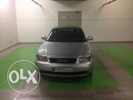 Audi A3 Coupe 2002 Manual For Sale - Urgent