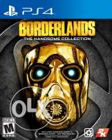 Looking for Borderlands: The Handsome Collection for ps4