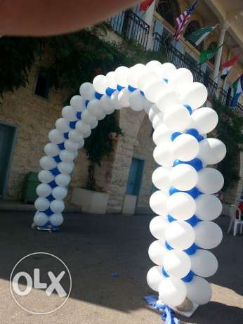 Balloons decoration for any events