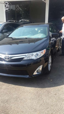 Camry 2013 fully loaded.. كندية