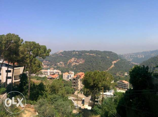Apartment for Rent in Broumana