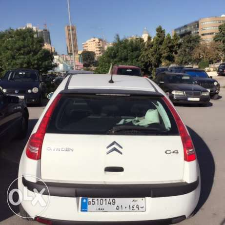 White Citroen for sale المرفأ -  3