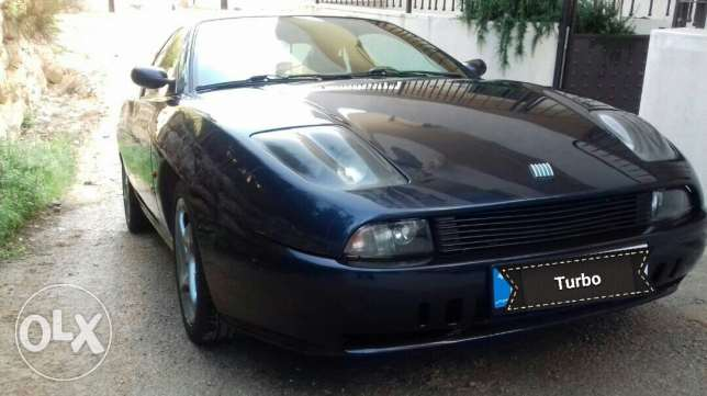 Fiat coupe pininfarina 20 V Turbo