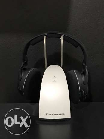 sennhiser wireless headphone
