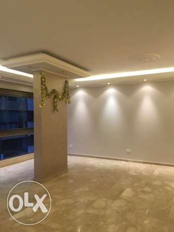 Dar Fatwa: 192m apartment for rent.