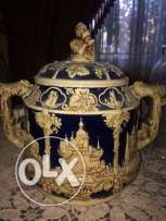 Very old pot