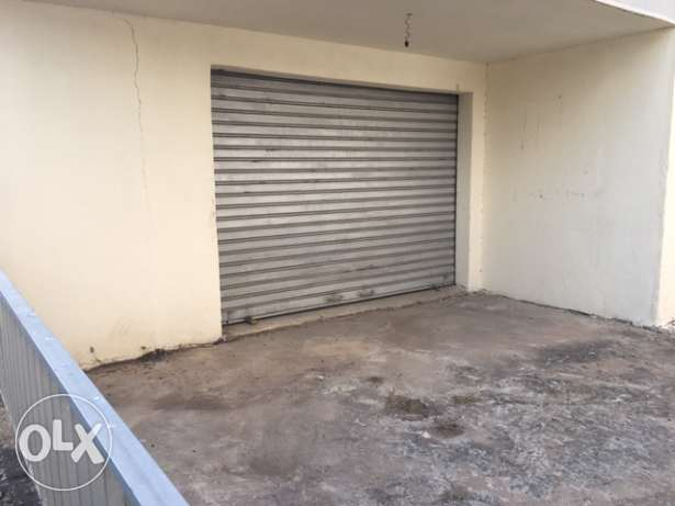 Warehouse for rent 85 m2 - Jounieh Sarba