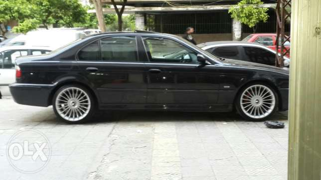 Bmw 528 full option for sale محطريه -  5