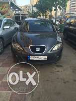 seat leon 2.0 2008 dubai origin full one owner