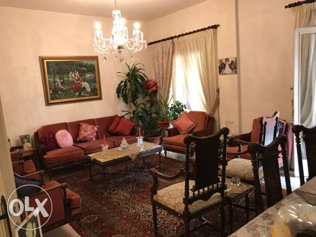 Apartment For Sale in AIN AL-REMMANEH