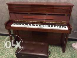 Acoustic Piano Otto Meister for Sale