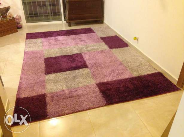 Carpet for sale 340x240 cm used for two months جبيل -  1