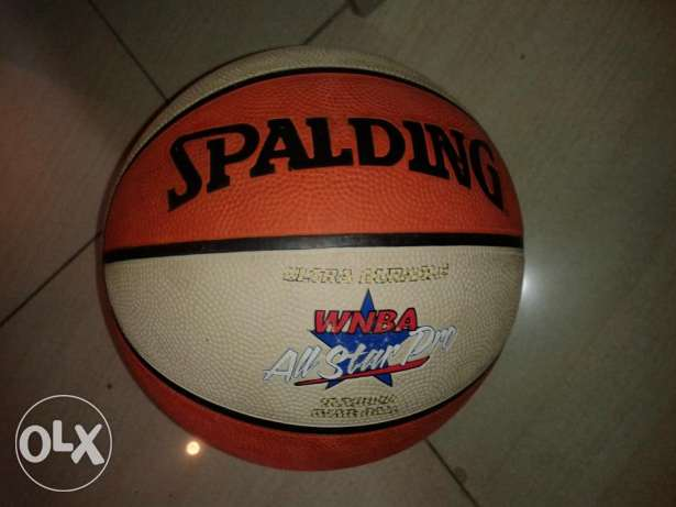 spalding original basketball