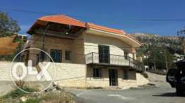 small villa located at Ehden near country club wz an amazing view
