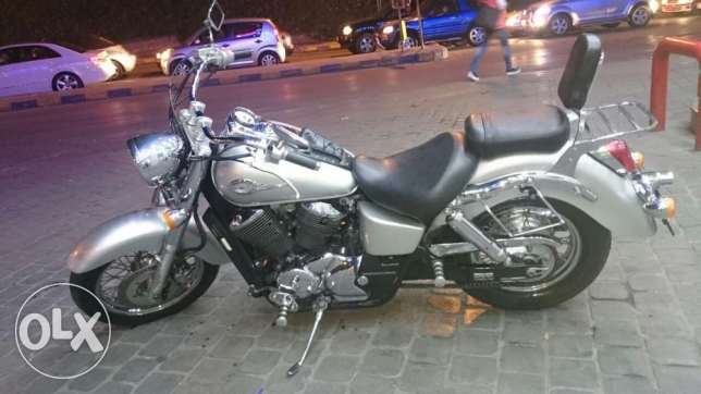 Honda Shadow 750CC Motorcycle for sale with Low mileage 39000km المرفأ -  1