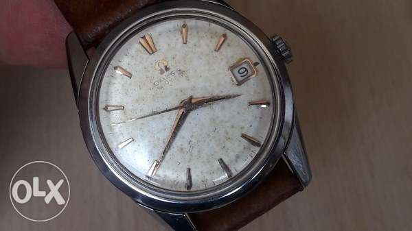 Vintage 1960's Swiss Omega Seamaster Automatic cal 565 stainless steel