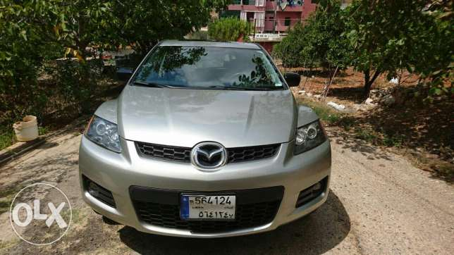 Mazda CX7 2007 for sale like new