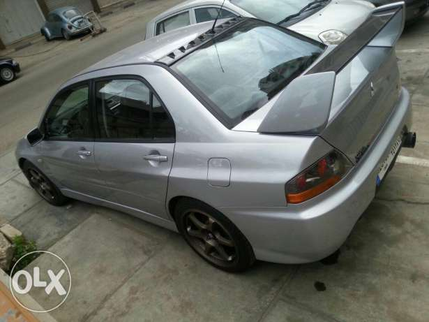 Mitsubishi evolution 9 super clean فرن الشباك -  1