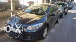 Renault fluence 2011 grey