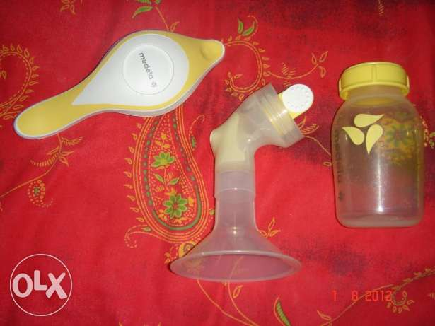 medela manual single pump