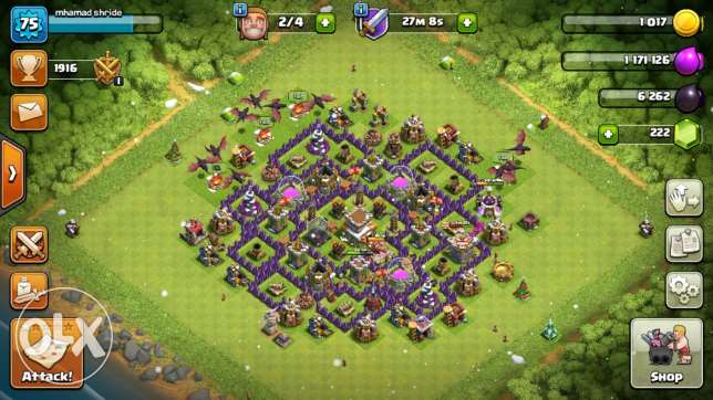 for sale clash acc