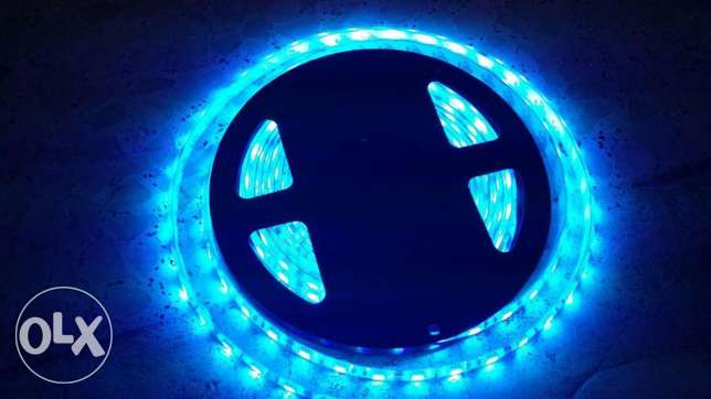 LED Light Strip 5M Flexible RGB بعبدا -  3