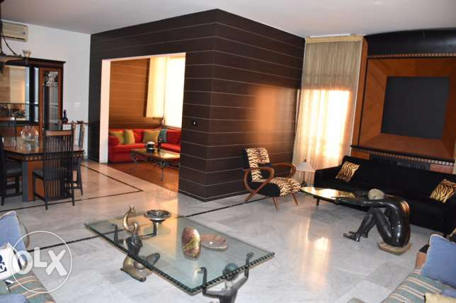 Furnished apartment in Sahel Alma