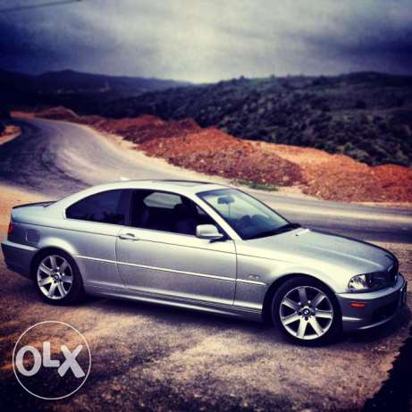 BMW 325CI E46 model 2003 LE(fast engine)