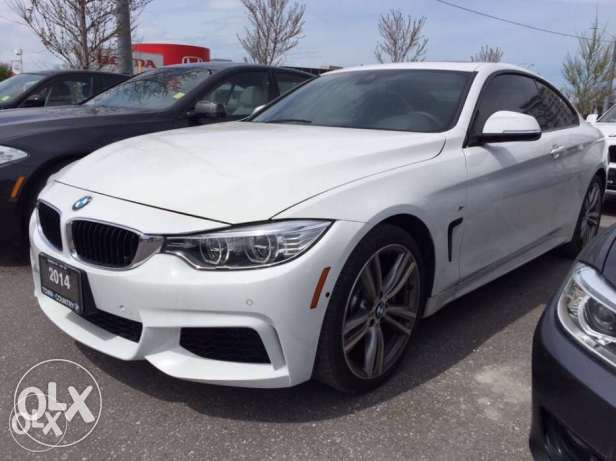 2014 BMW 435xi Coupe (2 doors)