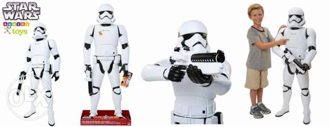 Star Wars: Episode VII The Force Awakens - 48 Inch Villain Trooper Bat