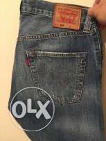 Levi's 501 ! Original ! 2 for the ptice of 1 32, hurry up size :W33, L