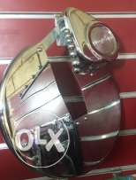 brake and disk cover harley