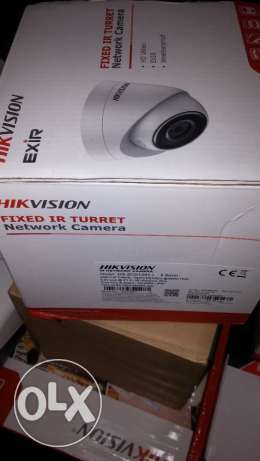Latest march 2017 hikvision 4mp camera *new boxed*