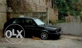 Golf 2 full option ac Gti