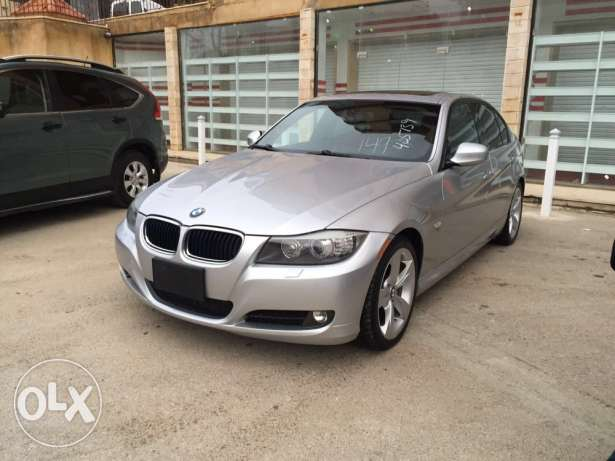 bmw 335i xdrive 2009 top model ajnabiyi