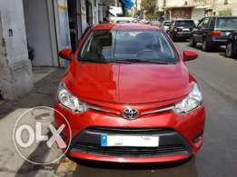 Toyota Yaris 1.5E 2016 Company Source 1 Owner 7000 km Due to Travel Re