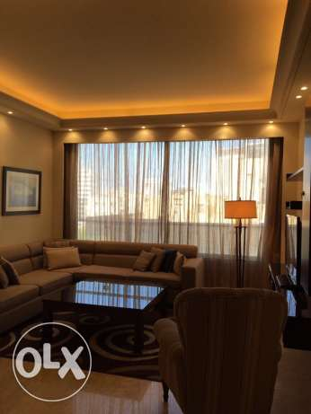 Sanayeh: 130m apartment for rent