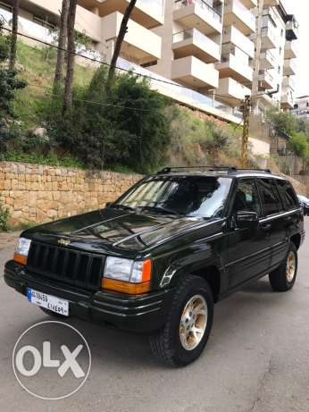 "Jeep Grand Cherokee 1996 4WD 6 Cylinder "" Super Ndif """