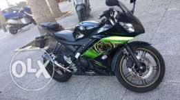 YAMAHA R15 limited edition 2014 SUPER CLEAN