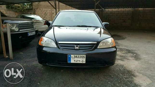 Honda civic full options فرن الشباك -  3