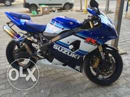 2005 gsxr (20 anniversary) fully loaded ,rizoma and pazzo racing,carbo