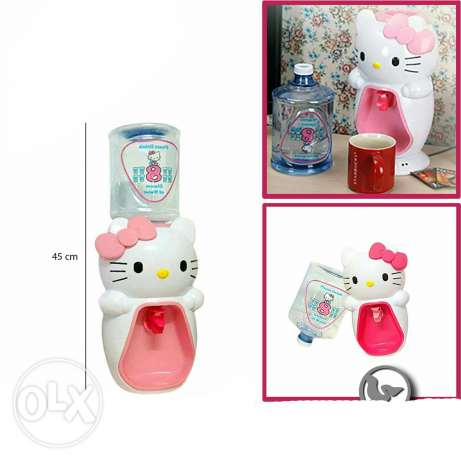Hellokitty dispenser المرفأ -  4