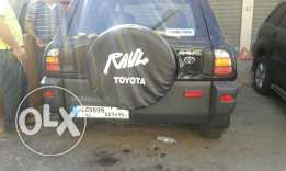 toyota rav 4 4wheel year 1999