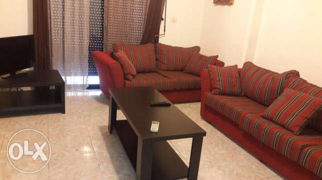 Apartment for rent furnished Ashrafieh Cioffi
