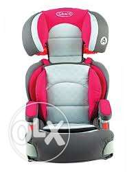 graco car boaster with back
